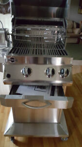Brand new Barbecue never used all stainless steel