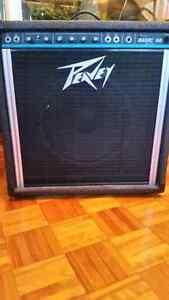 Amplificateur de basse Peavey Basic 60