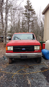 91 ford super duty