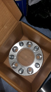 4- 2inch wheel spacers