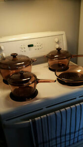 Visions cookware by Corning