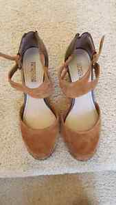 Cute, comfy wedges - Size 7