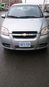 2009 CHEVROLET AVEO LS - SAFETY & EMISSION TESTED