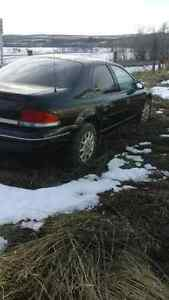 For   sale for parts Chrysler  cirrus