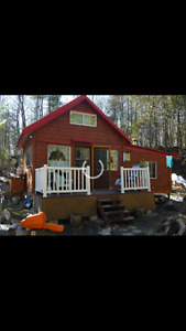 Watter front cottage    99.999