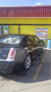 2014 Chrysler 300,  super clean car fully loaded, no accident