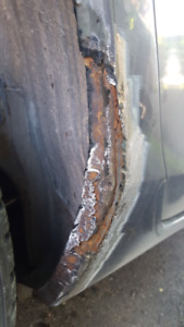 Rust repair? I've got you covered!