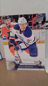 NHL UPPER DECK HOCKEY CARD SETS.