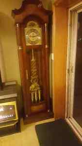 OLD TREND GRANDFATHER CLOCK!