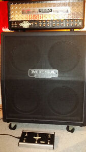 Mint Mesa Boogie Solo Dual Rectifier Version 2 100 Watt Head