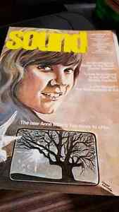 SOUND MAGAZINE MAY 1974 ANNE MURRAY