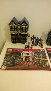 Lego- Harry Potter - Diagon Alley 10217