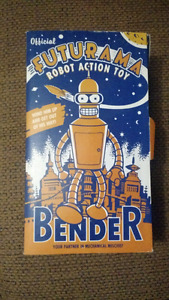 Futurama Bender Wind Up