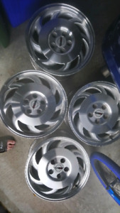 1994 Corvette zr1 5x120 rim set 160 firm