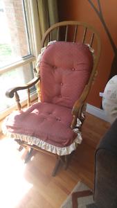 Rocking chair (best offer)