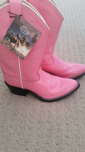 Girl's boots -Brand New never worn