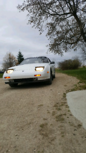 Nissan z31 300zx turbo