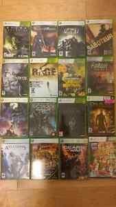 Xbox 360/ xbox games