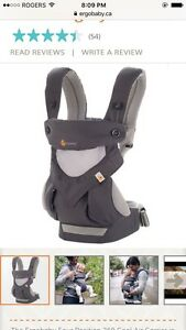 Ergo 360 Air Baby Carrier (4 positions)
