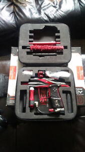 Ego 10 competition paintball marker & accessories