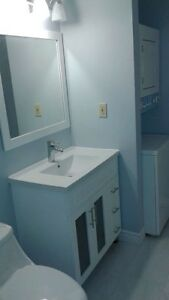 Dufferin / Steeles newly renovated 3 bedroom apartment for rent