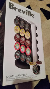 Breville K-Cup carousel