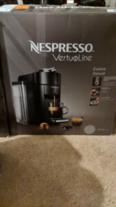 Nespresso Vertuoline  Coffee Maker/Espresso Machine  -  LIKE NEW