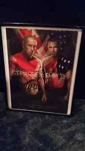 ufc 129 st.pierre vs jake shields official program from toronto