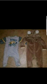 Cheap pairs of baby onesies for sale