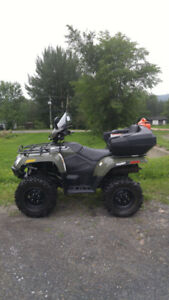 VTT 2016 ARCTIC CAT 500 CORE