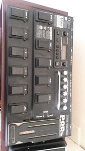 Line 6 pod xt live multi effects