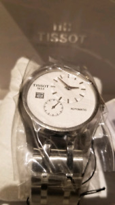 Tissot Automatic watch new in box with receipt