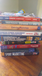 Old Kinesiology text books