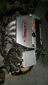 Moteurs JDM Honda 2.4L K24A K24 de tout les models