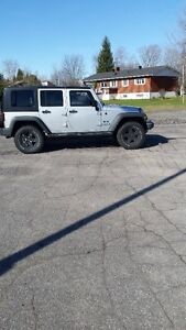 2007 Jeep Wrangler unlimited VUS