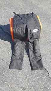 Women's Motorcycle pants - small