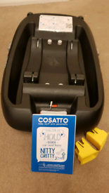 Cosatto isofix base