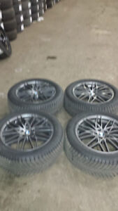 Brand new  Run Flat snow tires for BMW