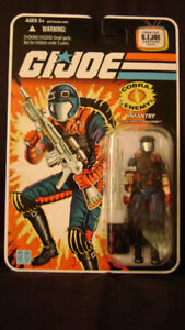 Cobra Viper Infantry (Bilingual Pack) G.I. Joe 25th Anniversary