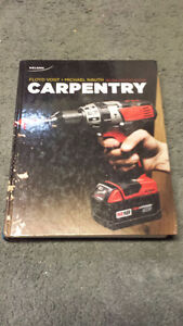 Carpentry: Second Canadian Edition Textbook