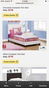 New Twin Bed Frame