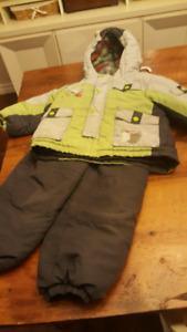 Snow suit, 24 months