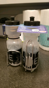 Bell 22oz water bottle/cage combo
