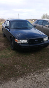 2006 ford crown victoria ex p71 cruiser