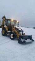 Commercial snow plowing / sanding