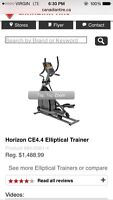 Horizon ce 4.1 elliptical