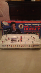 Wayne Gretzky table hockey vintage