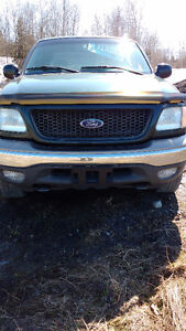 2001 Ford F-150 sport Camionnette