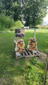 Camp fire wood $5