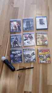 700 GB PS3 + Games Cambridge Kitchener Area image 3